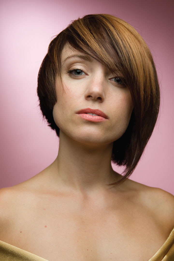 hair style, hair cut and hair color Anita