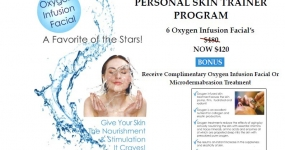 Oxygen Infusion Facial