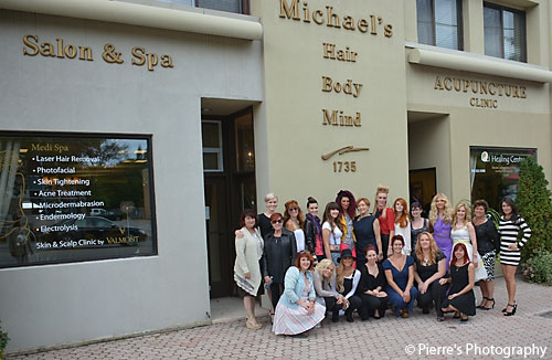 Michael's Salon and Spa in Clarkson, Mississauga